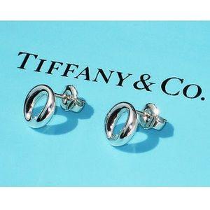 Tiffany & Co. Sterling Silver Sevillana Earrings